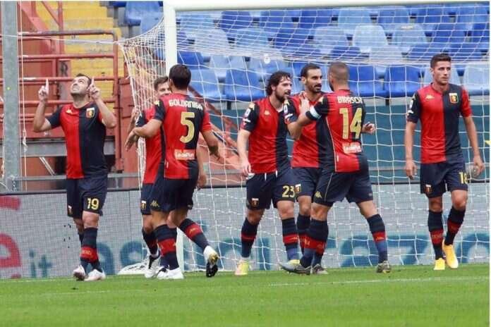 Genoa perdió 6-0 en su visita al Napoli /Foto cortesía