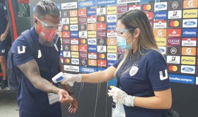 El club andino ha preservado la salud de sus jugadores| Prensa Estudiantes de Mérida