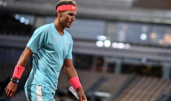 Nadal no se siente cómodo del todo en Roland Garros/Foto cortesía