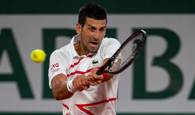 Novak Djokovic, número uno del mundo/Foto cortesía