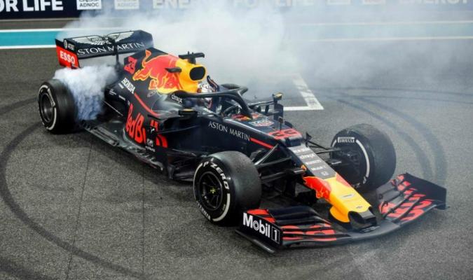Honda Motor retira su participación en F1 / foto cortesía