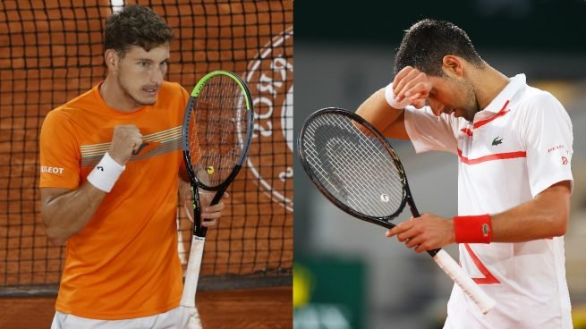 Carreño quedó eliminado del torneo en cuartos /Foto cortesía