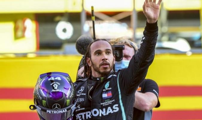 Hamilton saldrá segundo en el evento/ Foto Cortesía