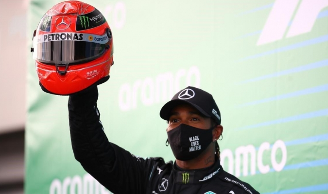 El inglés alcanzó las 91 victorias en F1/ Foto Cortesía