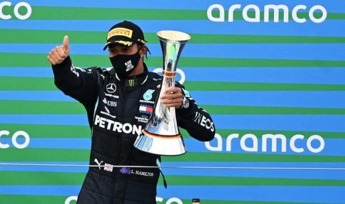 Hamilton llegó a los 91 triunfos en F1/ Foto Cortesía