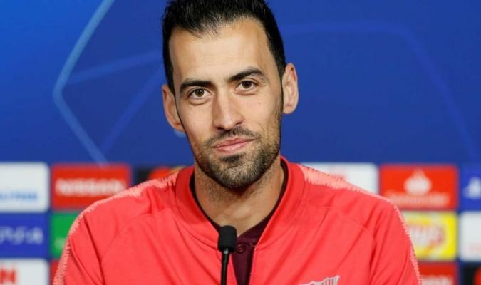 Sergio Busquets, centrocampista del Barcelona/Foto cortesía