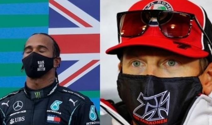 Ambos son historia viva en la F1  Collage Meridiano