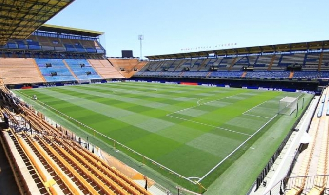 El equipo castellonense de enfrentará al Sivasspor turco/Foto cortesía