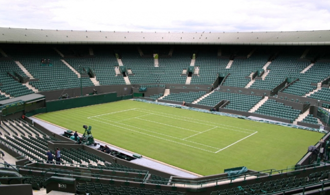 Wimbledon tuvo que cancelar en 2020 por el covid-19/Foto cortesía