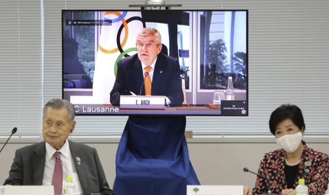 El COI ha sido cuestionado por esta decisión| AP