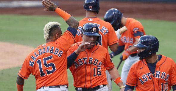 Astros empató la serie y buscará la remontada en el juego 7 /Foto cortesía