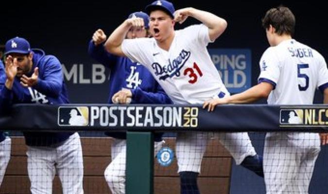 La inspiración de Dodgers es palpable| @LosDodgers