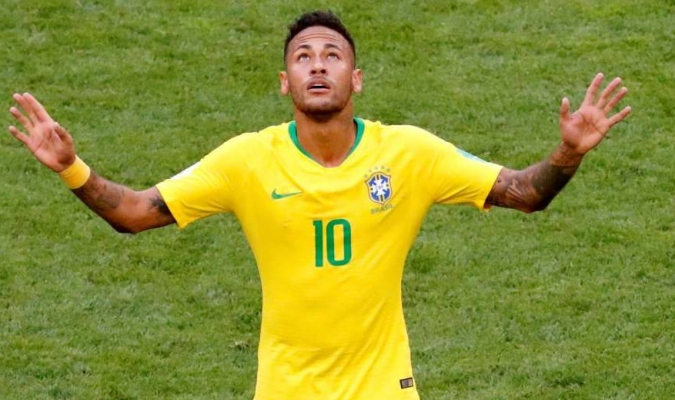 El 10 de Brasil ha marcado los 64 tantos en 101 partido