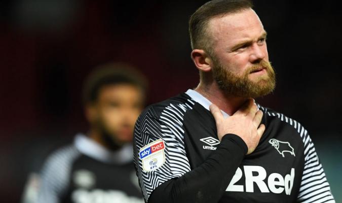 Rooney deberá guardar cuarentena por 14 días / foto cortesía