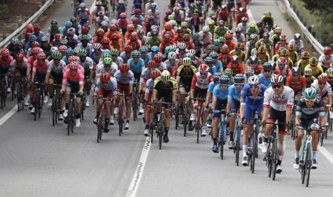 La Vuelta a España realizó un total de 500 test/Foto cortesía