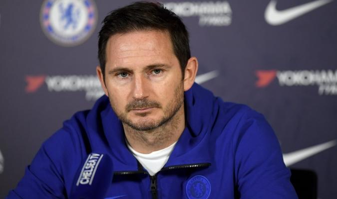 Frank Lampard, entrenador del Chelsea/Foto cortesía