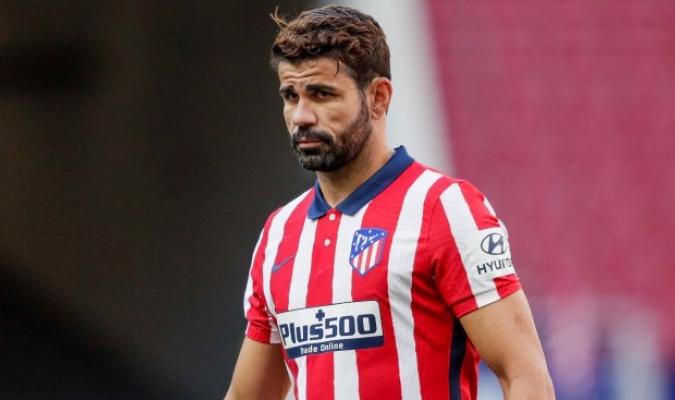 Diego Costa se lesionó en el partido ante el Celta/Foto cortesía