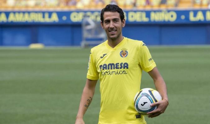 La lesión se produjo en los últimos instantes del encuentro Villarreal-Valencia/Foto cortesía