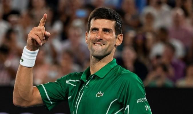 Djokovic tiene una ventaja de casi 2.000 puntos frente a Nadal