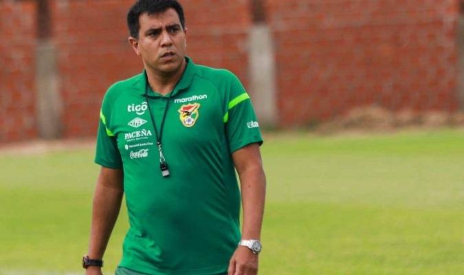 Farías criticó que intereses ajenos a lo deportivo intenten perjudicar al combinado boliviano