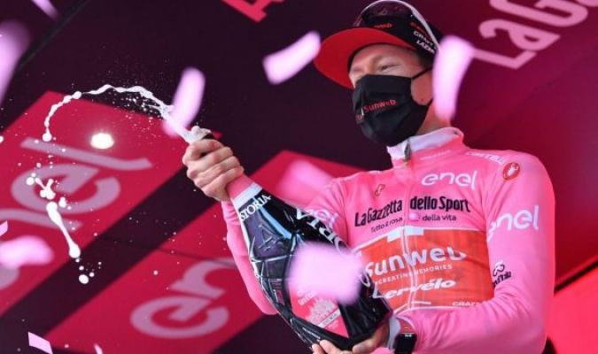 El neerlandés Wilco Kelderman, ciclista del Sunweb Team/Foto cortesía