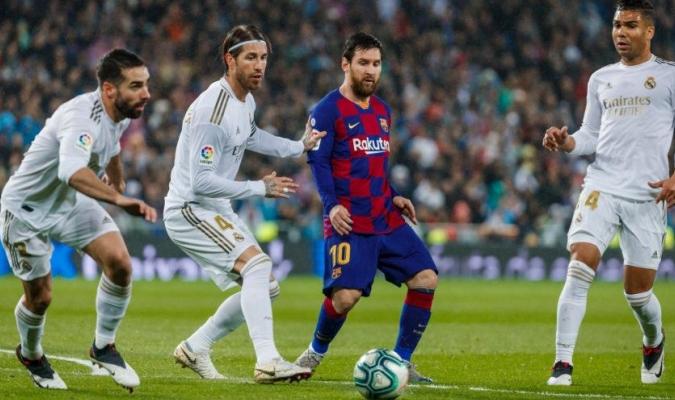 Barcelona y Real Madrid se ven las caras en el Camp Nou/Foto cortesía