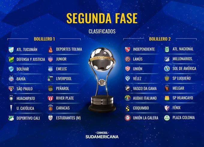 Ambos conjuntos quedaron fuera de la Libertadores /Foto cortesía