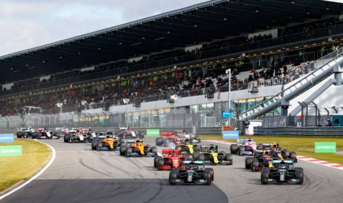 Gran Premio de Fórmula 1/Foto cortesía
