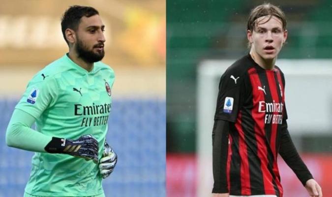 El Milán enfrenta a la Roma este domingo / foto cortesía