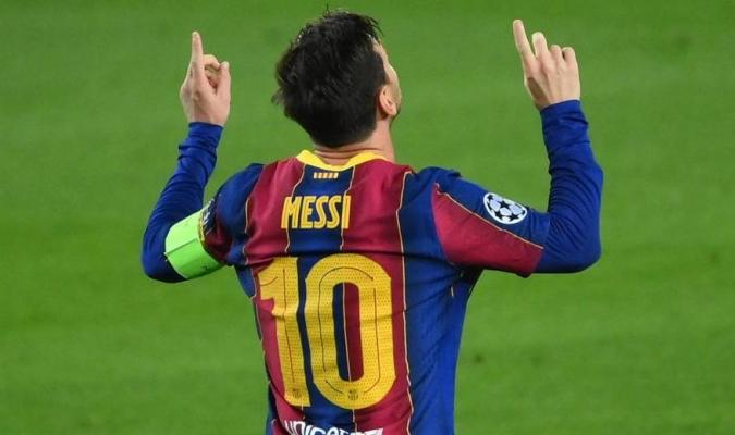 Messi es la máxima figura de LaLiga