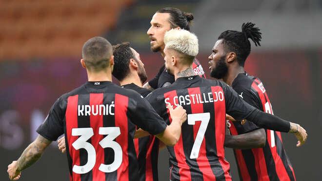 El Milan sigue como lider de la Serie A /Foto cortesía