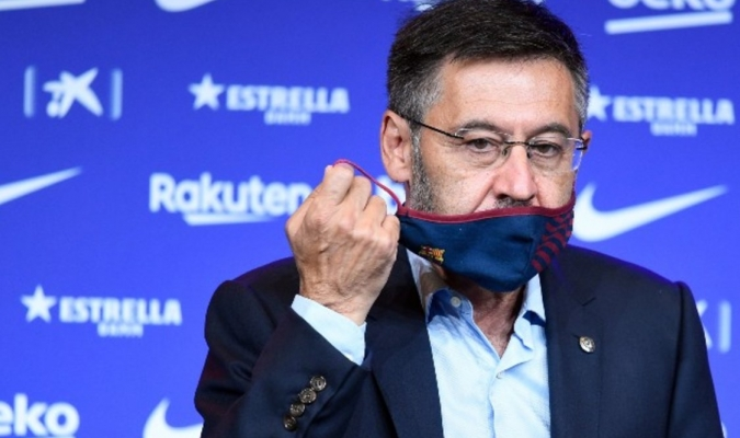El presidente del FC Barcelona, Josep Maria Bartomeu/Foto cortesía