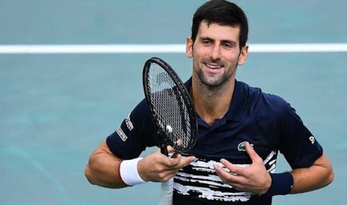 Novak Djokovic, número 1 del mundo/Foto cortesía