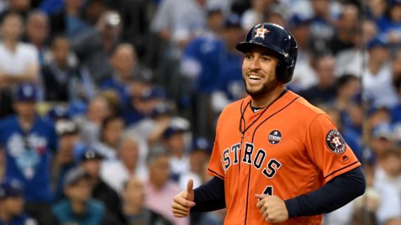 Springer llegó a Astros en 2011 /Foto cortesía