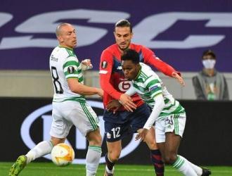 Lille se queda con cuatro puntos y el Celtic con un punto /Foto cortesía