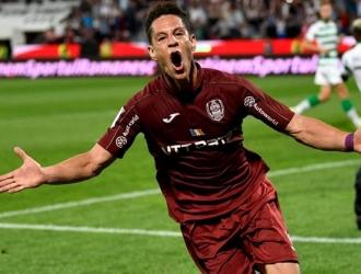 Segundo gol consecutivo del criollo en la competición europea /Foto cortesía