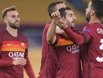 El español se estrenó como goleador en la Roma /Foto cortesía