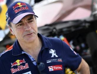 Ganador de dos Mundiales de Rallys (1990 y 1992) y tres Rallys Dakar (2010, 2018 y 2020), Sainz cam
