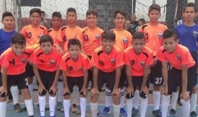 Los chamos tienen la ilusión de ser deportistas| Prensa CA FALF
