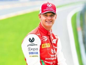 Mick es líder del Mundial de Fórmula 2 a falta de dos carreras /Foto cortesía