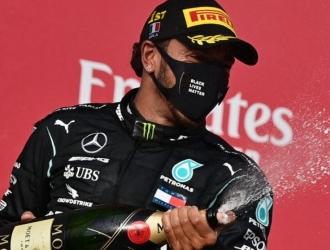 Hamilton ya superó el record de victorias del Kaiser / foto cortesía