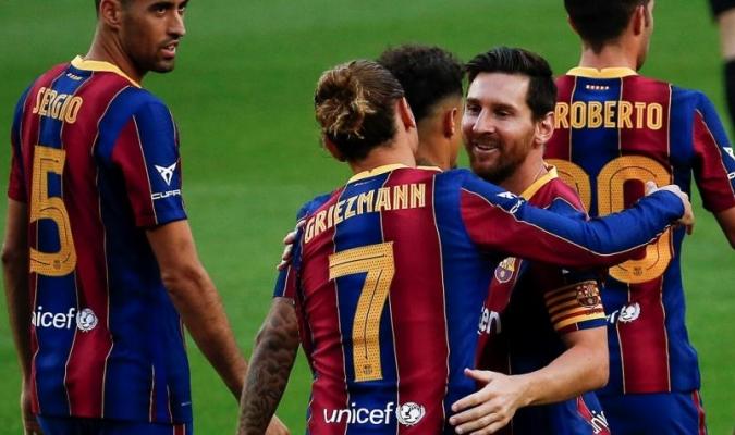 Estudio sitúa al Barça como mejor equipo español por resultados en siglo XXI