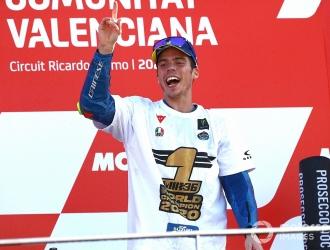 Mir acabo septimo en el Gran Premio de la Comunidad valenciana / foto cortesía