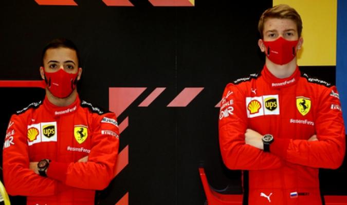 Mick Schumacher no participará con Ferrari / foto cortesía