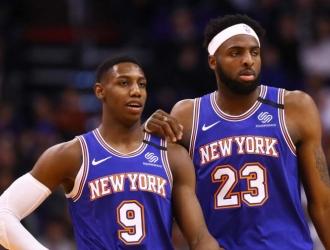 Knicks adquirieron este jueves al ala-pívot Ed Davis y dos selecciones de segunda ronda del 2023