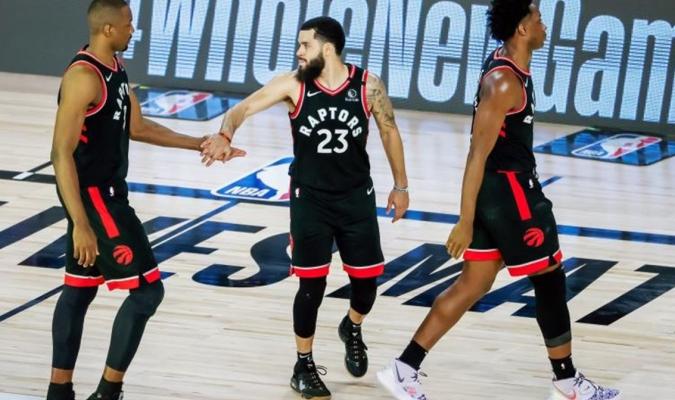 Los Toronto Raptors campeones de la NBA en 2019/Foto cortesía