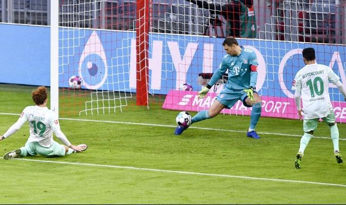 El empate le da chnace al RB Leipzig de acercarse / foto cortesía