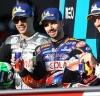 Es la primera vez que parte en posición de punta en MotoGP /Foto cortesía