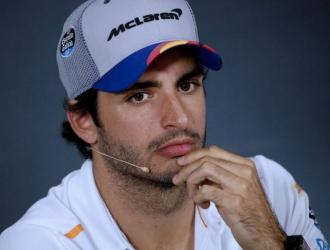 Sainz aseguró que el equipo McLaren luchará por la tercera plaza/Foto cortesía