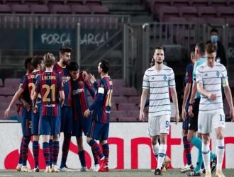 El último duelo entre ambos equipos conccluyó con victoria azulgrana /Foto cortesía